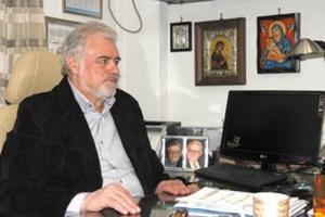 Στο γραφείο της Αθήνας