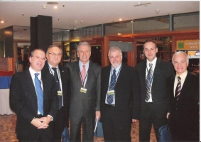 Στο Συνέδριο του ΕΛΚ (Βόννη, 12/2010)