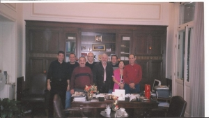 Με τα μέλη της ΔΑΚΕ
