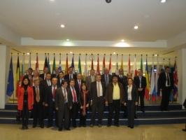 Επίσκεψη στο Ευρωκοινοβούλιο (Οκτ.'09)