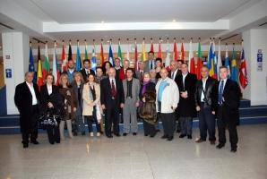 Επίσκεψη στο Ευρωκοινοβούλιο (Φεβ.'11)